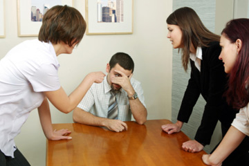 The rise of upward bullying in the new workplace model